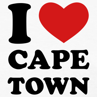 I heart Cape Town 1